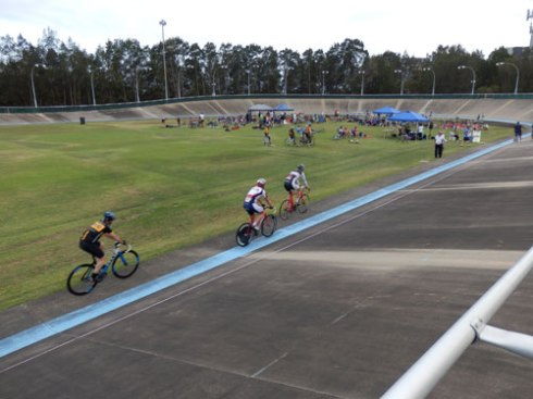Tempe Velodrome is a great place...surrounded by trees. :-)