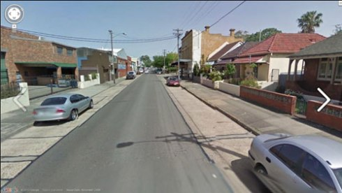 Google image of the eastern end of Addison Road Marrickville. Many people have told me that this streetscape depresses them.