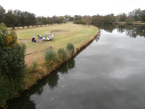 We know that Steel Park is reclaimed land & also Tempe Reserve & both were used as Council garbage dumps.  I wonder whether the other green areas along Marrickville's section of the Cooks River is also is also reclaimed land - Marrickville Golf Course, Mackey Park & Kendick Park & whether they were garbage dumps also?