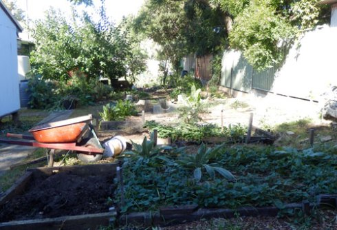 The Addison Road Community Garden