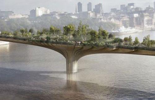 PDF Garden Bridge Plans London Plans Free – Garden Bridge Plans Pdf