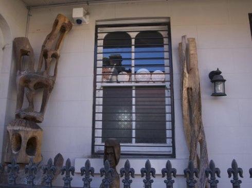 Another Quuen Street porch