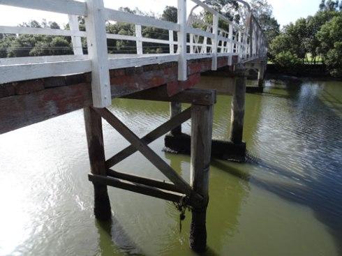 Beaman Park Footbridge