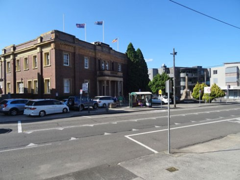 Marrickville Town Hall June 2014