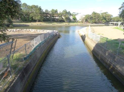 Cup & Saucer Creek